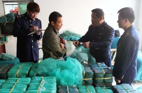乐平工商查处3起涉嫌渔具商标侵权案