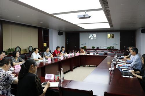 国际保护知识产权协会马浩会长一行到访杭州市