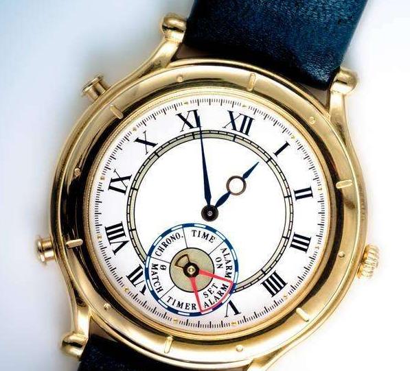 深圳手表棒棒哒~12个中国驰名商标八成来自深圳