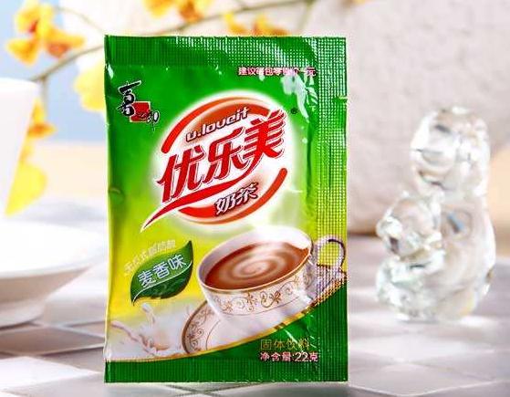 """""""优乐美""""奶茶引不正当竞争纠纷"""