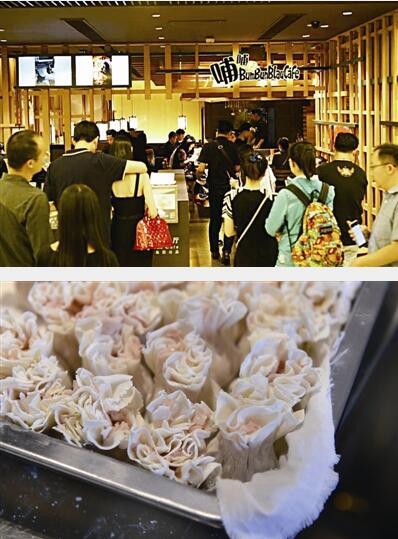 餐饮小时代领跑全国 杭州品牌逆势扩张