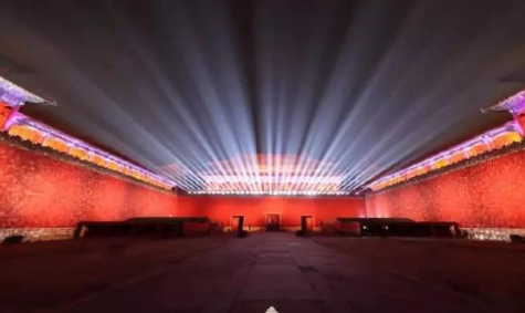 """故宫""""上元之夜""""燃爆朋友圈,背后的高科技投影技术你了解吗?"""