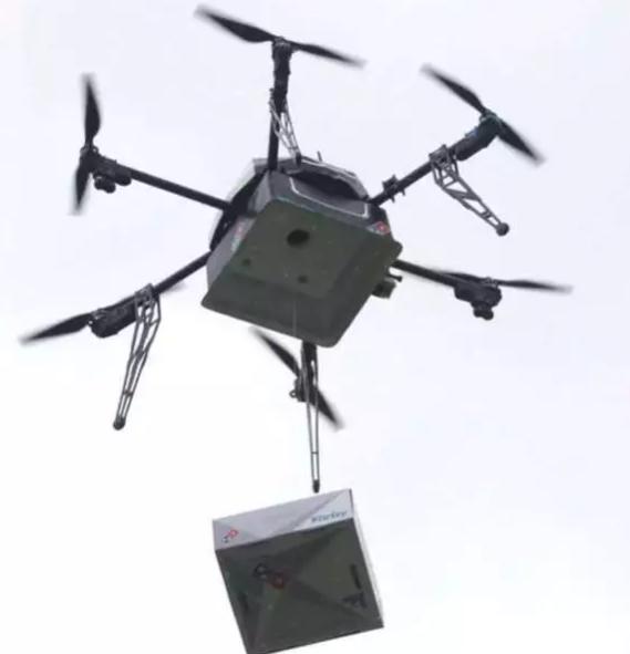 沃爾瑪遞送大戰小勝一籌 2018年申請無人機技術專利超亞馬遜