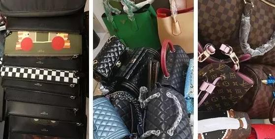 服饰箱包成了商标侵权重灾区?!市监部门在行动