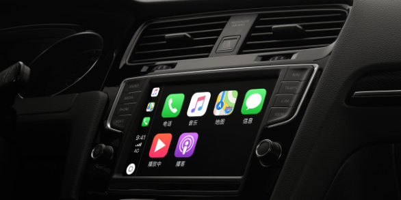 苹果申请新专利,为自动驾驶汽车无线充电