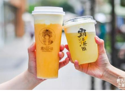 """網紅茶飲獲阿里間接投資 商標在韓國被搶注官方""""佛系""""回應"""