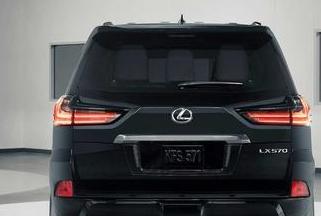 雷克萨斯LX600商标提交,暗示将有新