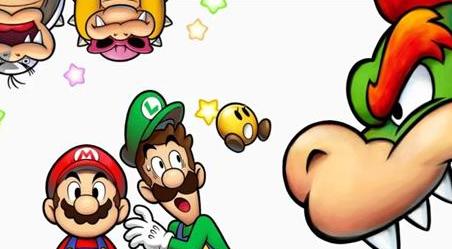 任天堂在AlphaDream破產后提出新的Mario和Luigi商標