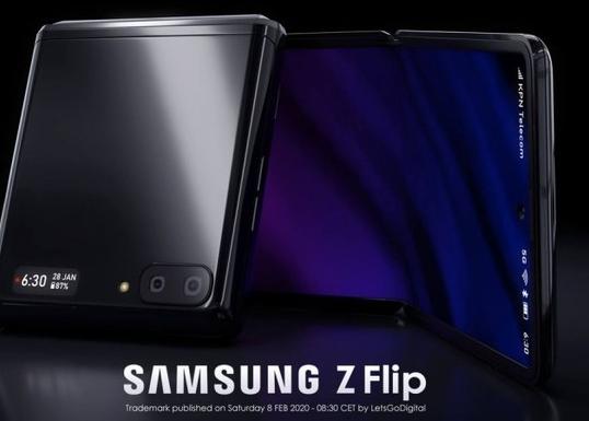 三星電子在歐盟知識產權局獲得Samsung Z Flip商標