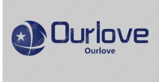 """婚禮logo設計作品分享:""""Ourlove""""——歐戀,馬上領證的快來看看吧"""