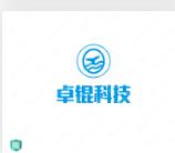 電子智能化行業logo設計案例:卓錕科技