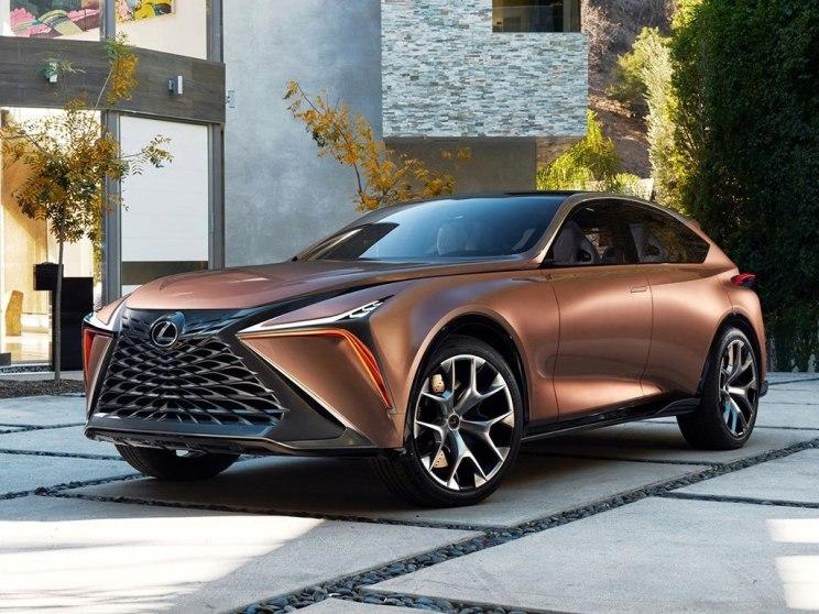 雷克萨斯在美国注册新商标 LQ或为新能源车型