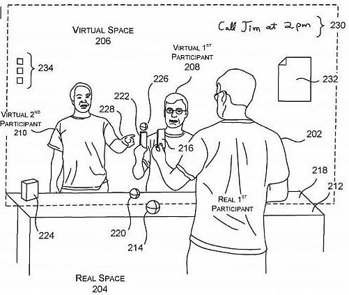 微软公司获得远程沉浸式体验专利:或将用于Surface Hub