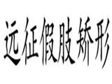 青岛市远征假肢商标