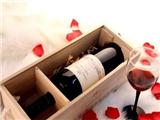 长城葡萄酒注册商标设计的柔和与...