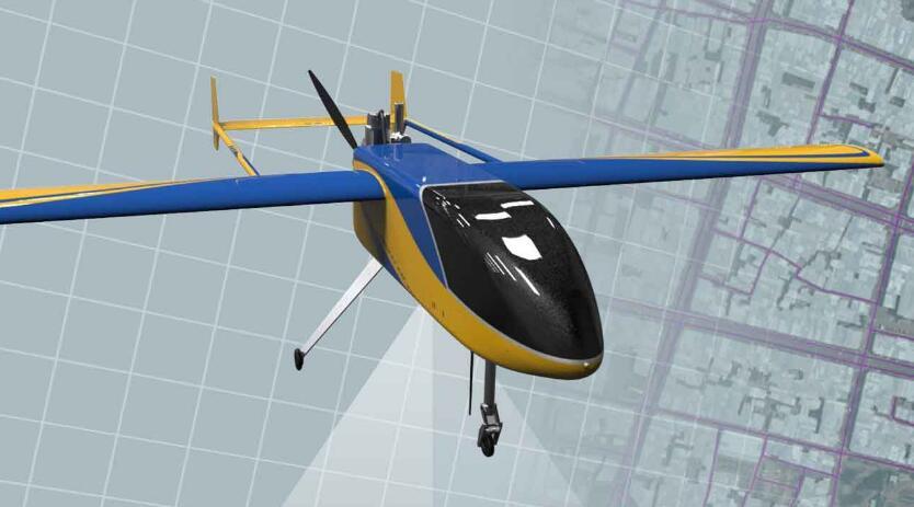 台湾经纬航太商用无人机专利技术成功获准